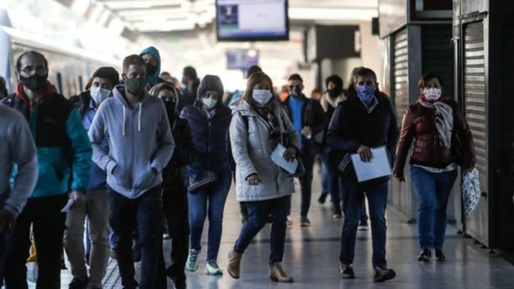 Coronavirus en Argentina: confirmaron 106 muertes y 2.034 contagios en las últimas 24 horas