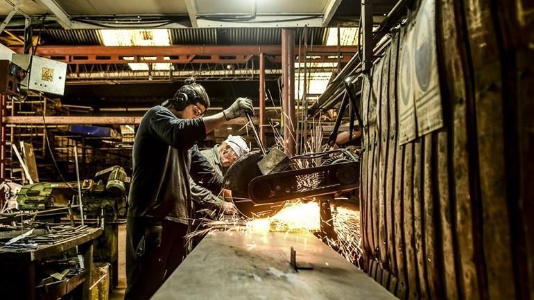 La industria creció en agosto 11% interanual y es 3,2% mayor a 2019