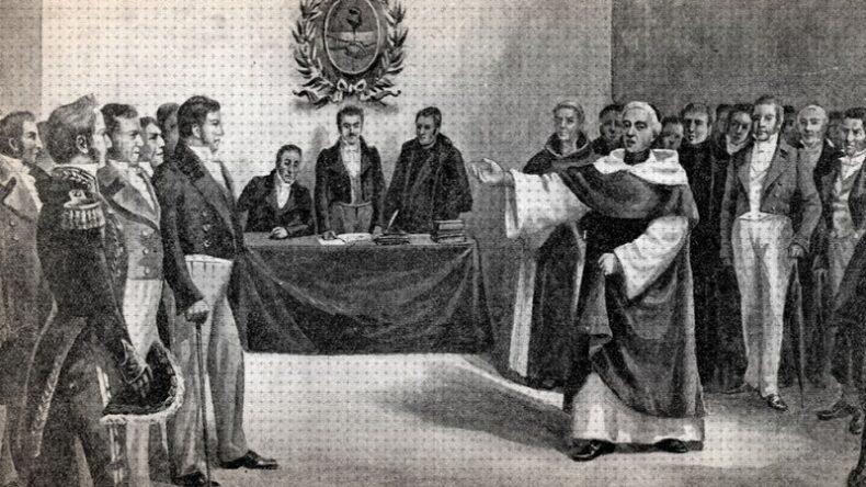 A 205 años de la Independencia: un Congreso que abrió el camino