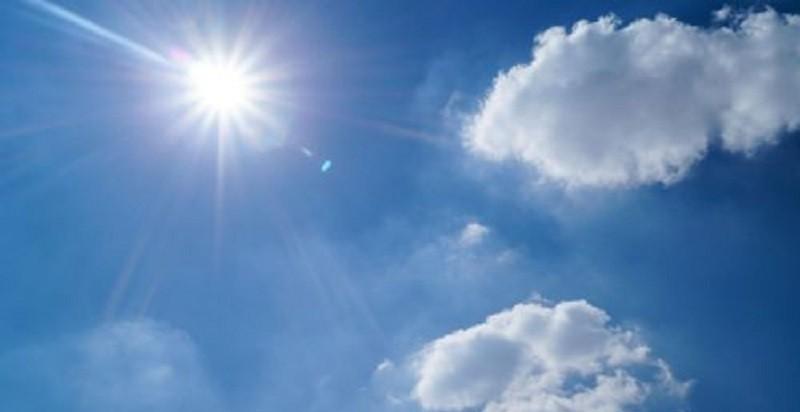 Fin de semana con buen tiempo, el lunes habrá marcado descenso de temperatura