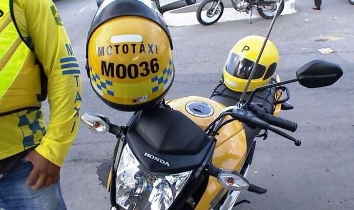 Llegó la «mototaxi» a Mendoza y piden regularla
