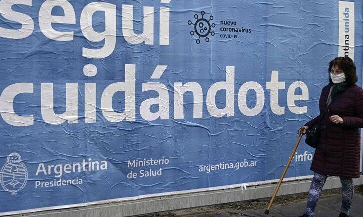 Coronavirus en Argentina: confirmaron 61 muertes y 1.837 contagios en las últimas 24 horas