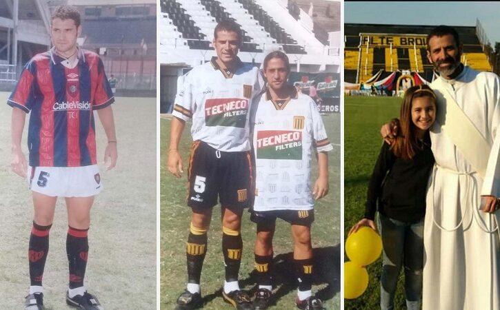 """Jugó en Vélez, San Lorenzo y el Ascenso, pero dejó todo para ser sacerdote: """"Dios es el único que te elige cuando estás roto y no te conoce nadie"""""""