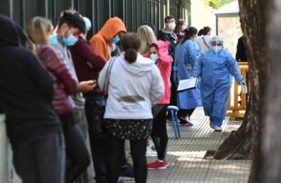 Coronavirus en Argentina: confirmaron 90 muertes y 2.162 contagios en las últimas 24 horas