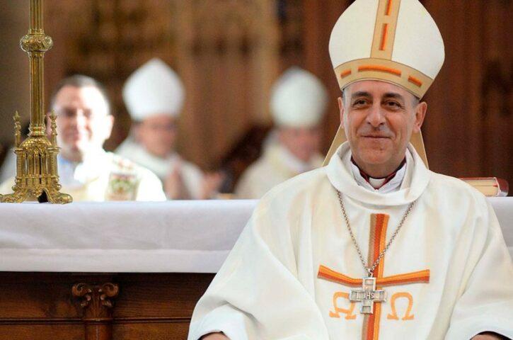 """Fuerte advertencia de un arzobispo cercano al papa Francisco: """"Presidente, queda poco tiempo"""""""