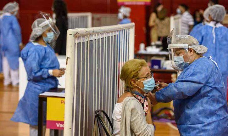 Coronavirus en Argentina: confirmaron 84 muertes y 1.825 contagios en las últimas 24 horas