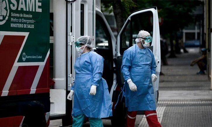 6 nuevos casos de Coronavirus en el Sur Mendocino