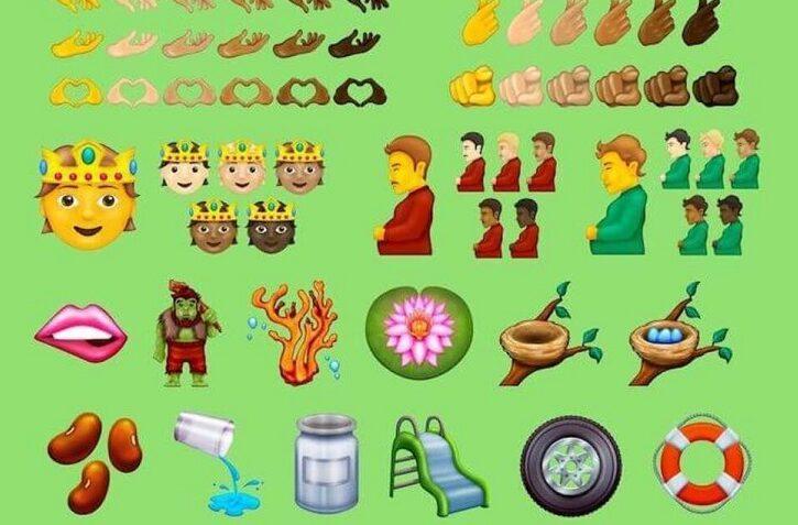 WhatsApp: los 217 nuevos emojis inclusivos