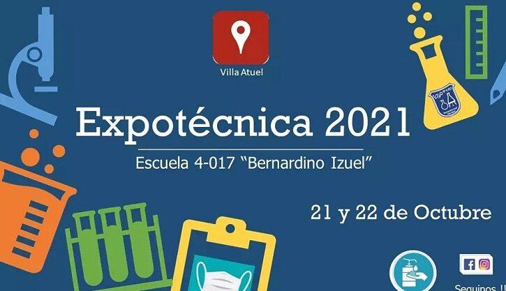 La escuela técnica de Villa Atuel realizará la 44° edición de la tradicional expotécnica