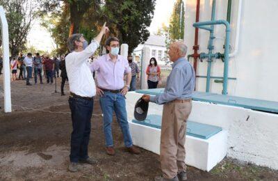 Agua potable para parajes rurales