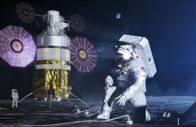 Con esta misión la NASA comienza a planear la colonización de la Luna