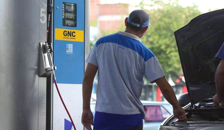 Sube el GNC: cuánto costará en Mendoza desde el lunes