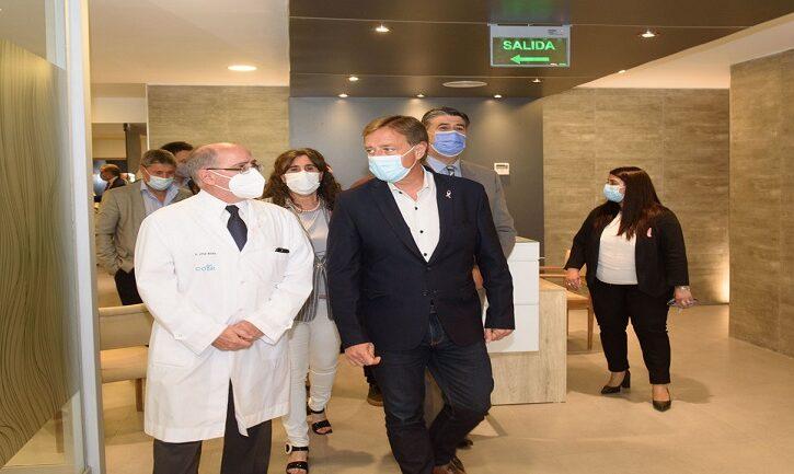 Rodolfo Suarez será operado del corazón en Buenos Aires