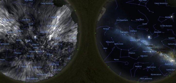 La Tierra estaría rodeada por un gigantesco túnel magnético